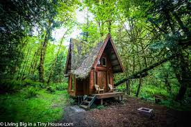 Living Big In A Tiny House by Enchanting Cabin In The Forest U2013 Philip Carr Gomm