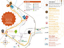 Athens Ohio Map by Proudly Brewed In Athens Bike U0026 Brew Athens Ohio