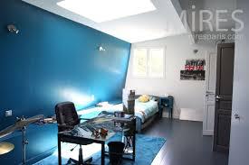 chambre bleue chambre bleue d ado c1036 mires