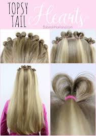 easy hairstyles for waitress s looking for a valentine s day hairstyle look no further than this