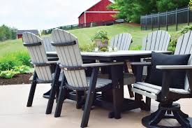 Tete A Tete Garden Furniture by Comfo Back Dining Seating