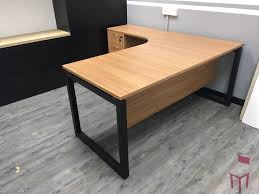 Office Furniture Solution by Office Furniture Office Desk L Shape 1 Makeshift Singapore Pte