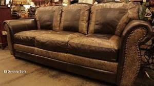 Made In Usa Leather Sofa United Leather El Dorado Handmade 100 Top Grain Leather Sofa Made