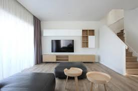 Minimalist Style Interior Design by Bright With A Pinch Of Minimalist Style House In Klaipėda