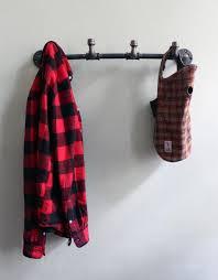 industrial coat rack monroe trades