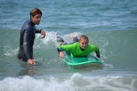 Robin Henry Weesurf A La Rencontre De Robin D U0027emeraude Surfschool