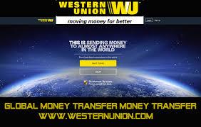 western union global money transfer www westernunion com kikguru