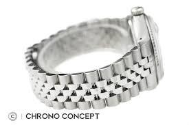 rolex bracelet white gold images Mens rolex datejust blue diamond dial 18k white gold stainless 547
