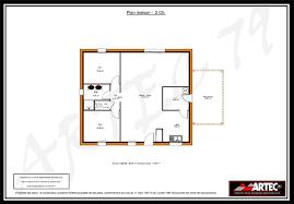 plan maison une chambre maison 2 chambres gratuit