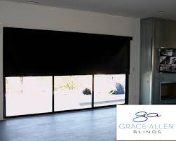 sliding glass door coverings room darkening shades for sliding glass doors saudireiki