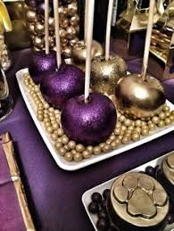 purple and bling candy table by oc sugar mama purple candy