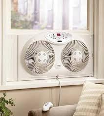 electrically reversible twin window fan 5 best window fans reviews of 2018 bestadvisor com