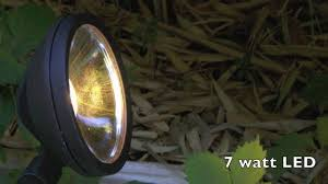 Malibu Led Landscape Lights Malibu Led Landscape Lighting 7 Watt Wash Fixture