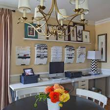 an organized interior design office space peltier interiors
