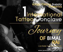 for tattoo artist 2 0 pune tattoo festival 217