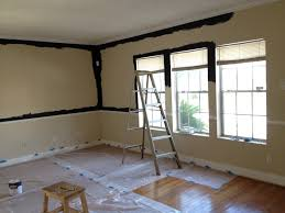 Livingroom Paint by Painting The Dining Room And Living Room A Photo Timeline Two For