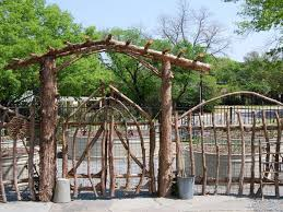 style fences with bamboo fencing ideas sprucely bamboo fencing