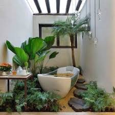Tropical Bathroom Decor by Tropical Bathrooms Provide A Spa Like Experience And A Tranquil
