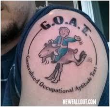 20 super cool fallout tattoo designs fallout tattoo tattoo