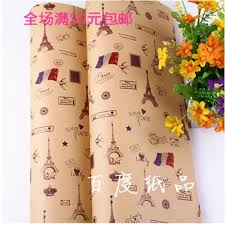 eiffel tower wrapping paper diy restoring ancient ways style craft paper eiffel tower festive