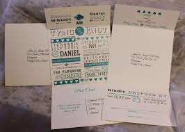 seal and send wedding invitations 8 best all in one invitations envelope invitations seal send