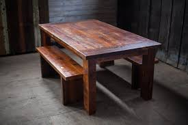 farm tables reclaimed wood farm table woodworking athens