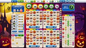halloween slots super bingo hd slots u0026 bingo games