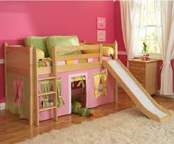 Bed With Slide Bunk Bed With Slide Bedjpg Bedroom Full Version - Girls bunk beds with slide