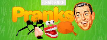 Challenge Prank Prank Challenge