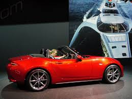 mazda convertible 2015 mazda design director derek jenkins on the new mx 5