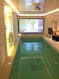 luxury basement pool in london indoor pools pinterest