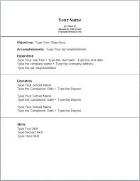 undergraduate resume template resume template exles undergraduate cv formatting exles