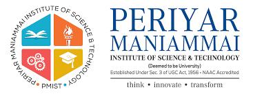 pmu si e social periyar maniammai institute of science technology think