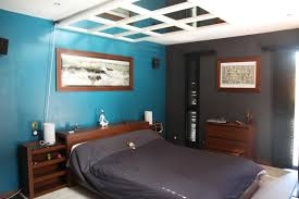 chambre bleu et carrelage salle de bain chocolat 13 d233co chambre bleu et