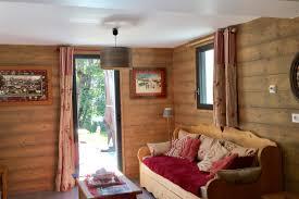 chambre d hote valloire appartement situé au rez de jardin d un chalet à valloire galibier