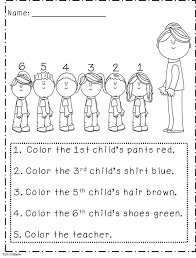 53 best ordinal numbers images on pinterest ordinal numbers