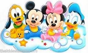 chambre mickey mouse disney mickey mouse minnie babies donald wall room nursery