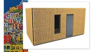 bardage bois claire voie 屳 liteaux claire voie container abri pas cher 33 0 6 30 66