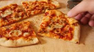 Bread Machine Pizza Dough With All Purpose Flour Easy Homemade Pizza Dough Recipe Allrecipes Com