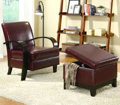 ottoman accent chair with ottoman walmart accent chair with
