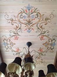 the painted ceiling m y w o r k s pinterest ceilings