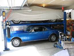 Backyard Buddy Bendpak Vs Backyard Buddy U2013 Four Post Lift Comparison Car Lift Blog
