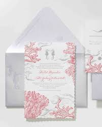 destination wedding invitation 36 destination wedding invitations from real weddings martha