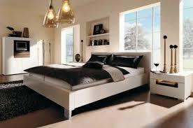 Modern Platform Bed With Lights - home bedroom furniture brown granite wall bedroom rectangle brown