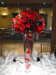 Red Wedding Decorations 209 Best Wedding Red Centerpieces Images On Pinterest Red