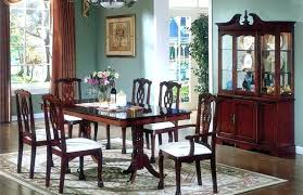 pennsylvania house cherry dining table and chairs cherry dining