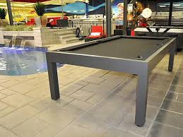 canada billiard storm outdoor dining pool table u2013 robbies billiards