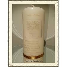 communion candles communion candle