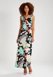 maxi kjoler king louie fotsid kjole black dame kjoler maxikjoler d