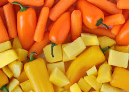 What Color Is An Orange Antioxidants What The Rainbow Colors Of Your Fruits U0026 Veggies Are
